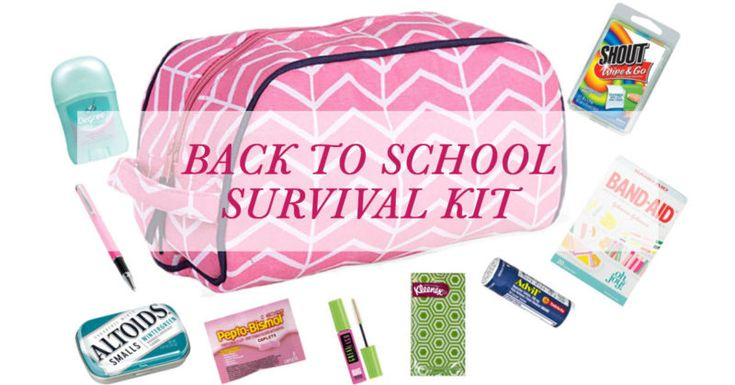 Whether you or your kids are headed into middle school, high school, or college, there are a few key items they'll need easy access to in order to survive the school year! I'm sharing all the tips for...