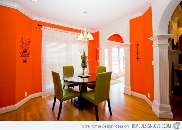 25 best ideas about orange dining room on pinterest orange leather chair orange dining room chairs orange