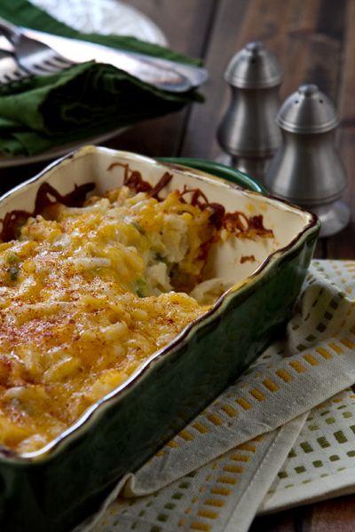 Easy Cheesy Potatoes | Recipe