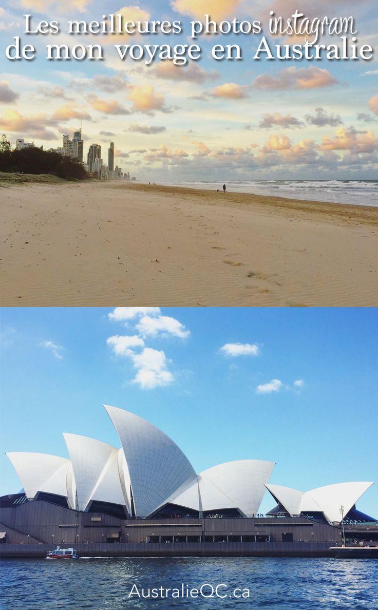 Les meilleures photos Instagram de mon voyage en Australie - sur AustralieQC.ca