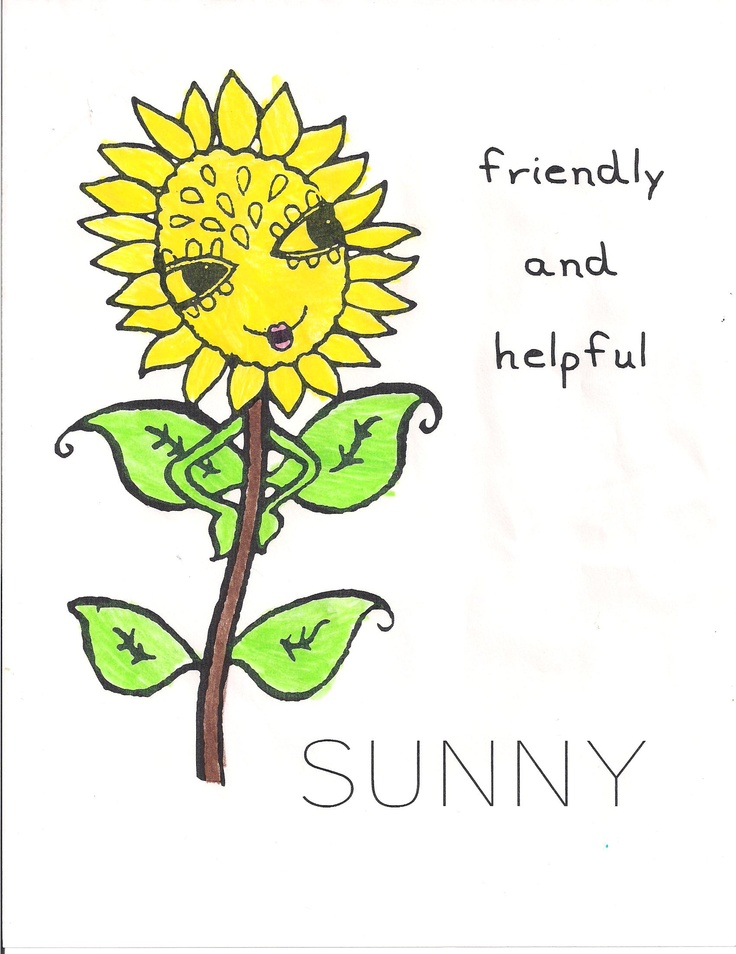 Sunny Petal Friendly and Helpful