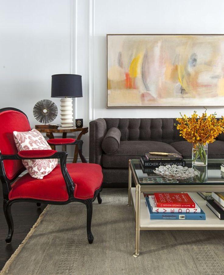 Best 25+ Deco salon contemporain ideas only on Pinterest | Meuble ...