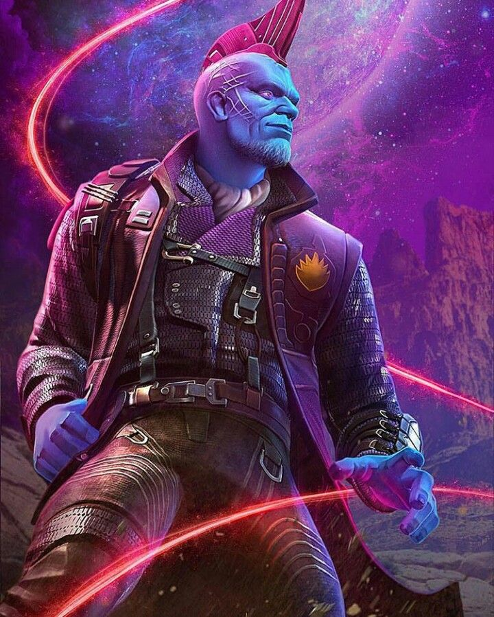 Yondu Udonta! I love this art. Wish i knew who the artist was. Swear I'm in love omg ^_^