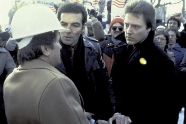 martin sheen and christopher walken in the dead zone