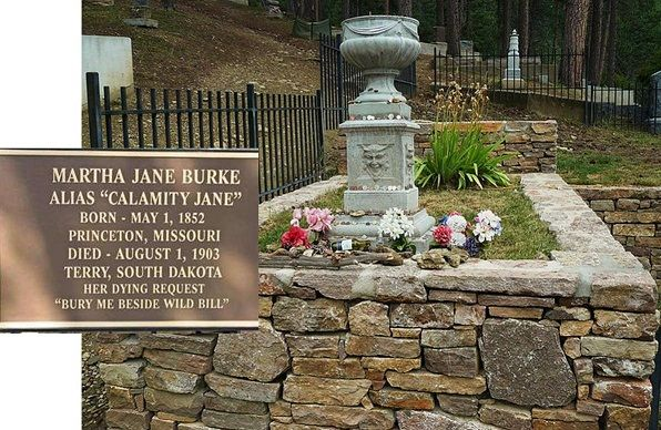 Calamity Jane ~ Deadwood, SDCalamity Jane, Jane Burke, Favorite Places, Dakota 177, Final Rest, Dear Department, Aka Calamity, 1852 1903 Cause, History Change