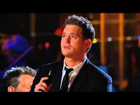 Michael Buble and Blake Shelton - Home - YouTube