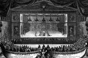 Représentation du Malade Imaginaire de Molière