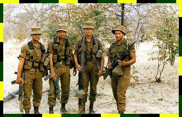 Border LMG team
