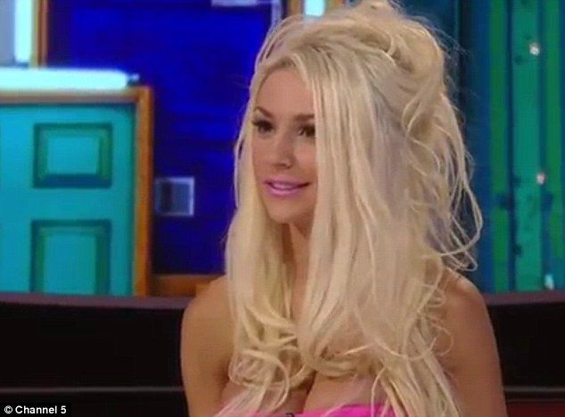 Courtney Stodden evicted from Celebrity Big Brother house