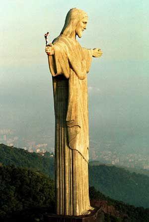 Christ the Redeemer - Rio de Janeiro #WLCVacations