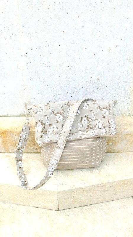 Summer Shoulder Bag,  Cossbody Bag, Handmade Purse