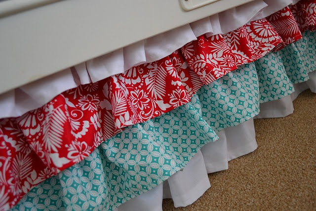 48 Best Images About Bed Skirt Tutorial Diy On Pinterest