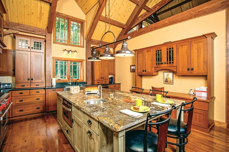 Kitchens On Pinterest Islands Cabinets And Cottage Style Homes