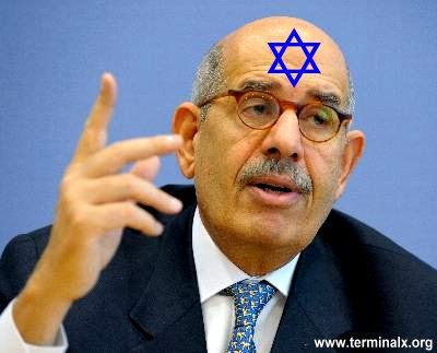 "The 4th Media » ElBaradei ""Gone With The Wind"": The West's ""Divide & Conquer"" Game Won't Be Easy This Time? He described ElBaradei as ""Washington's choice"", a reference to suspicions among Brotherhood members of U.S. complicity in Mursi's overthrow."