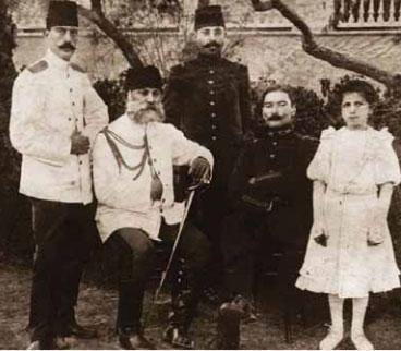 1881-1915 yılları arası Atatürk