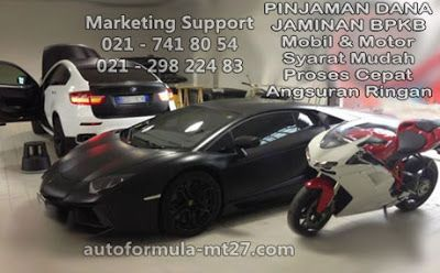 60# Solusi Pembiayaan Kredit Motor-Mobil