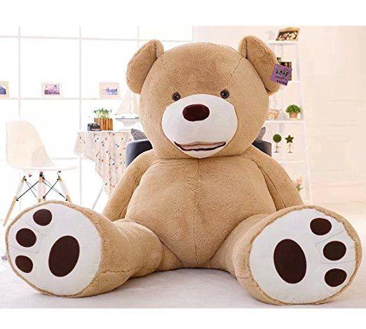 Riesen Teddybär Kuschelbär XXL 200 cm groß