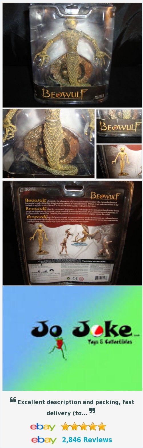 BEOWULF-GRENDELS MOTHER-ANGELA JOLIE-6 INCHES-LONG TIL-COOL BASE-2007-MCFARLANE  | eBay