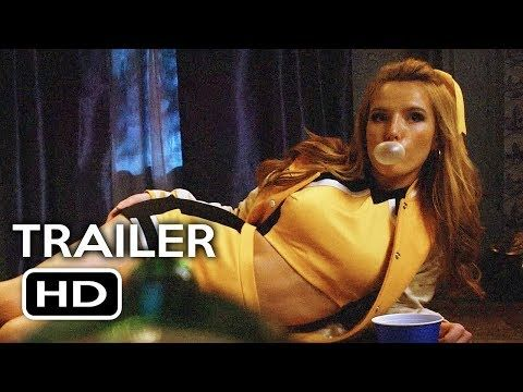 The Babysitter Official Trailer #1 (2017) Bella Thorne Netflix Horror Comedy Movie HD - YouTube