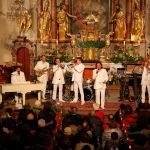 Die #Paldauer beim Adventkonzert in der Pfarrkirche Großarl