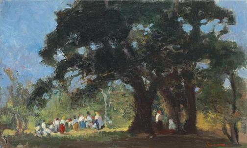 Arthur  Verona - Serbare câmpenească
