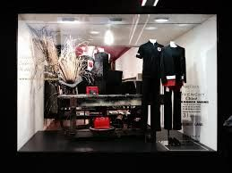 Belle Flaneur window installation for Robby Ingham