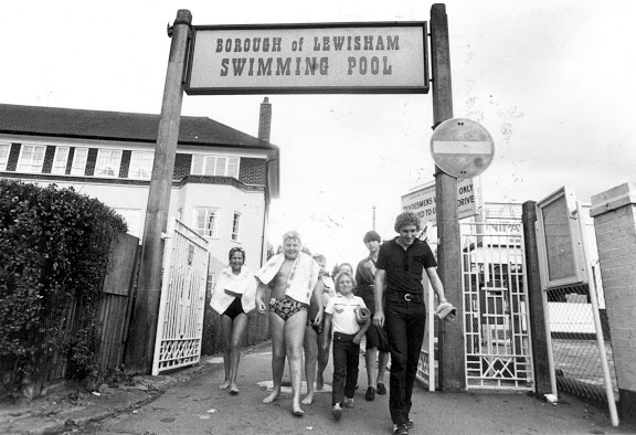Entrance to bellingham open air swimming pool london - An open air swimming pool crossword clue ...