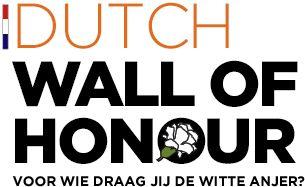 Dutch Wall of Honour: Voor wie draag jij de witte anjer? #DutchWallofHonour #WallofHonour #Veteranendag #WebDesign #LogoDesign #LikeableDesign