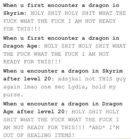 Skyrim vs dragon age inquisition