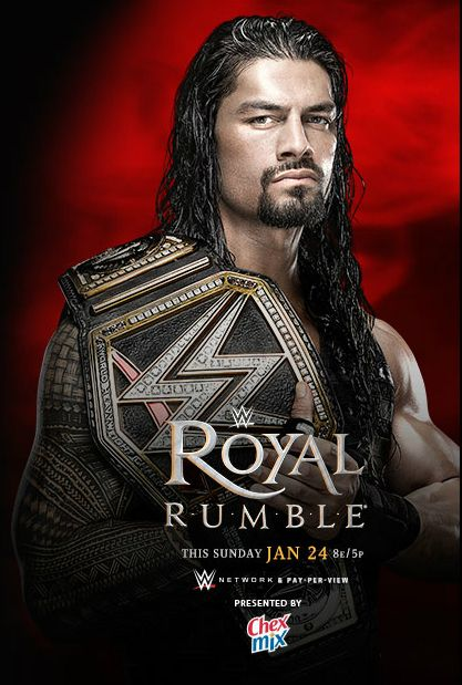 WWE Royal Rumble, 2016