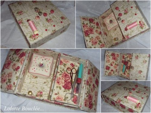 25 best travailleuse images on pinterest sewing box for Travailleuse couture moderne