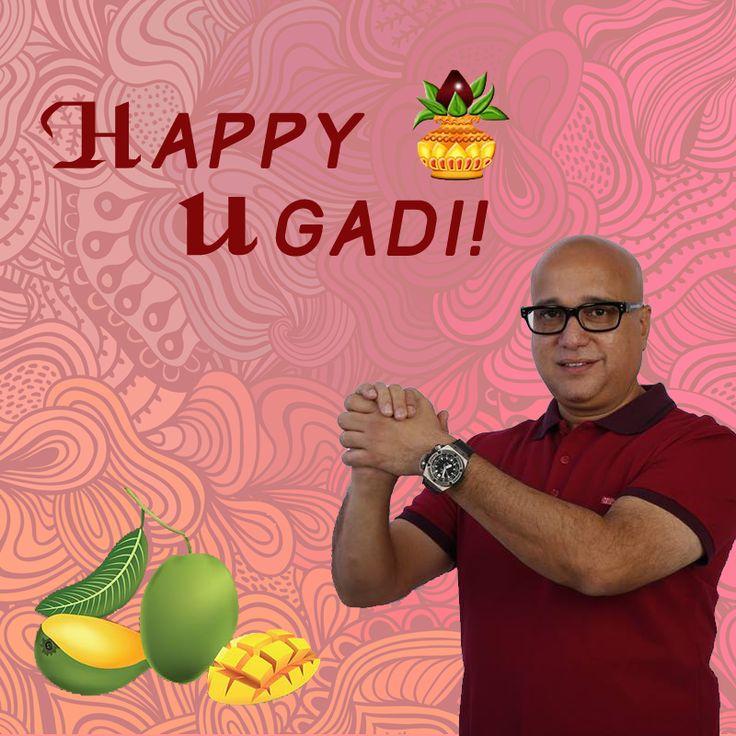 This Ugadi bring you new spirit, new beginning and new prosperity. Wishing you a very happy Ugadi! #kirankumar