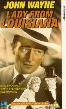 Lady from Louisiana (1941) Poster
