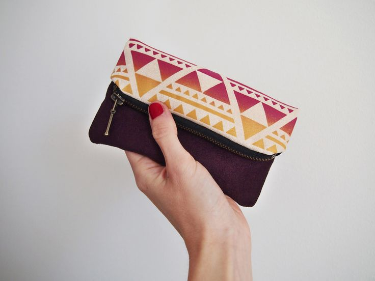 Pochette Sunset Pink by April and Me