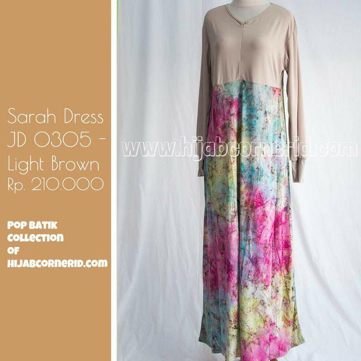 Sarah dress, syari style by hijabcornerid