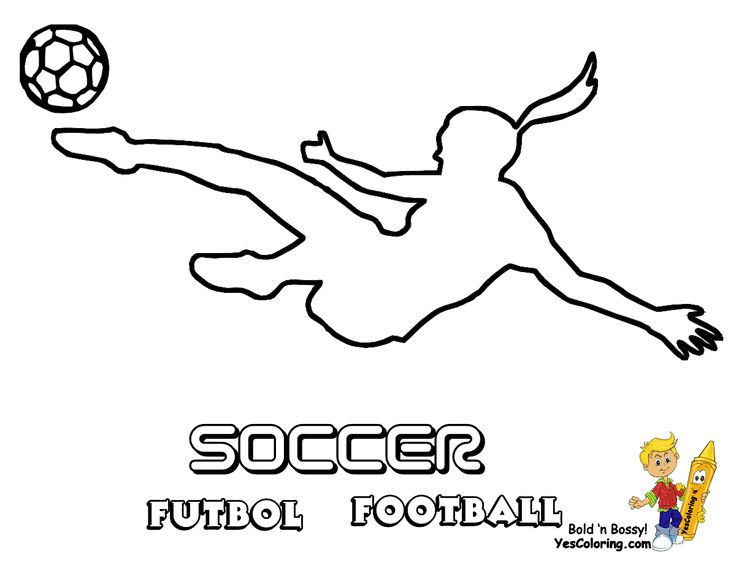 picture this girls sports coloring that is bold bossy and slammin girls soccer coloring pages to print out free safe girls soccer sports coloring of