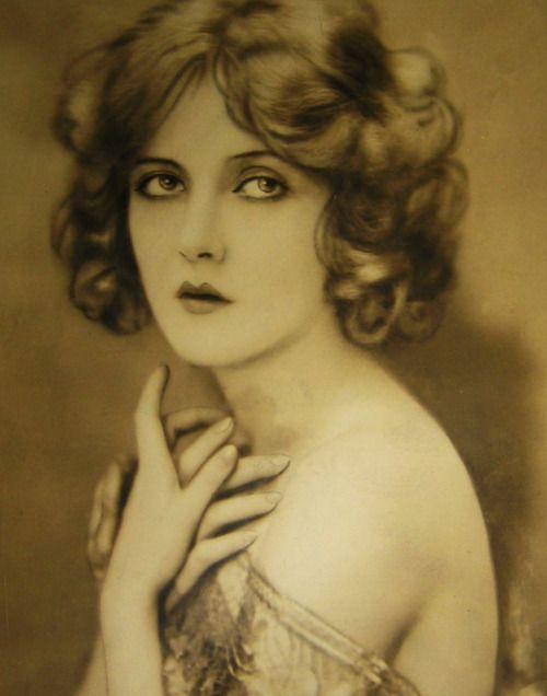 vintage portrait mary nolan