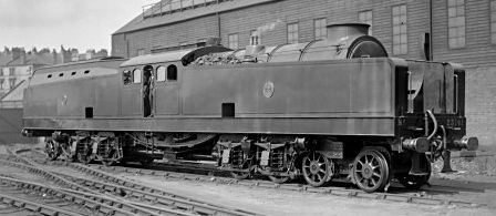 Very little is known about the North British Locomotive Company's Reid-MacLeod Turbine Locomotive. This was an early attempt at a steam turbine locomotive, but it was not the North British's first.