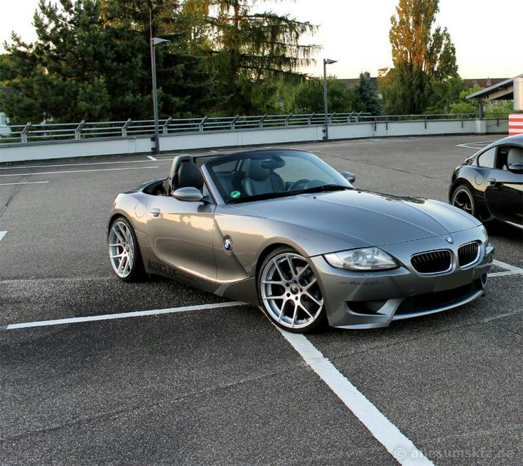 Bmw Z4 Convertible Black: 17 Best BMW Z4 E85 Images On Pinterest