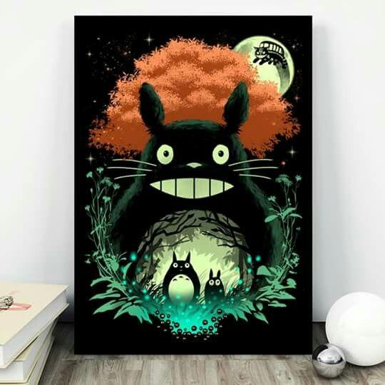 Totoro #decohogar🍬