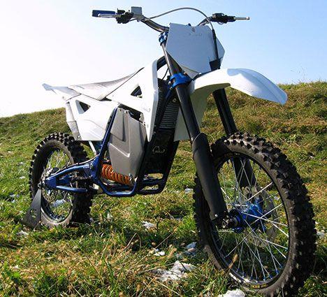 Evolt Bull1 MX: An Electric Motocross from Italy : TreeHugger