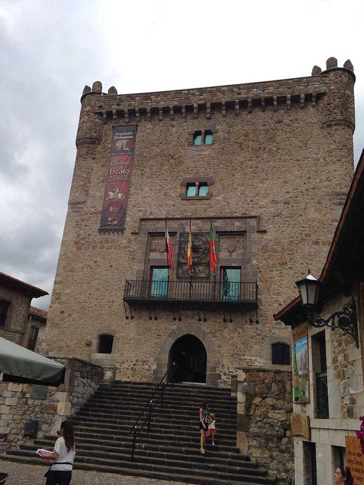 Torre del infantado, Potes - Camino Lebaniego - 2017 Año Jubilar Lebaniego #Cantabria #Spain