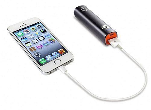 Intocircuit : une batterie USB «lipstick» de 3000mAh