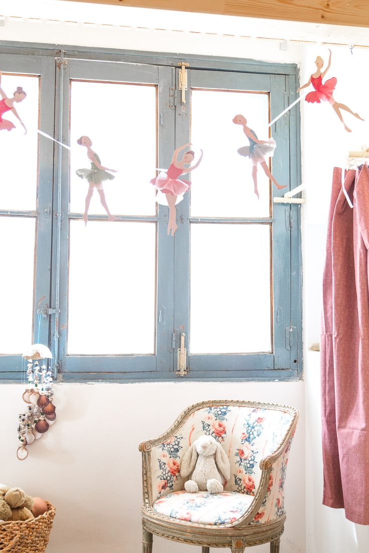 Dormitorio infantil, hija Álvaro Catalán de Ocón