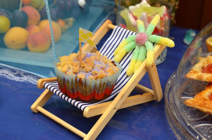 Zwetschgen-Muffins mit Streuseln