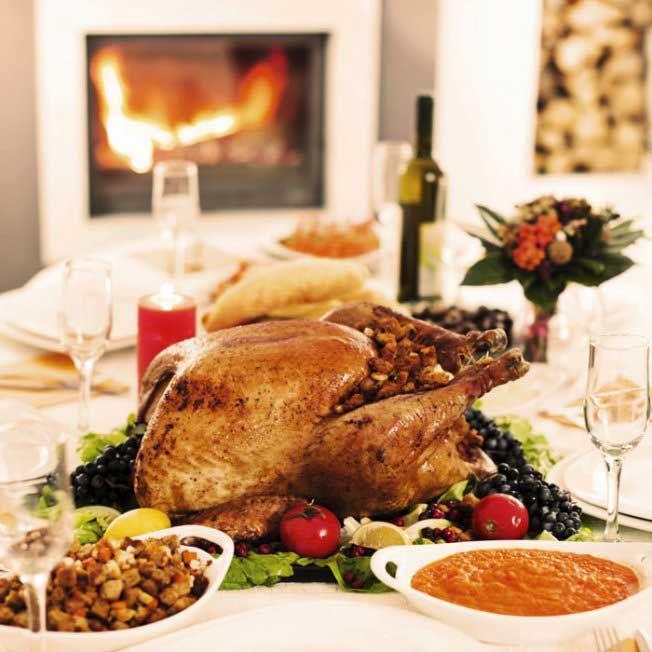 Dinde de thanksgiving et autres explications de la fête