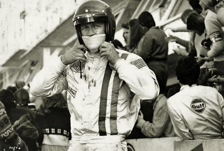 ca Steve McQueen 1970-24 Heures du Mans Movie