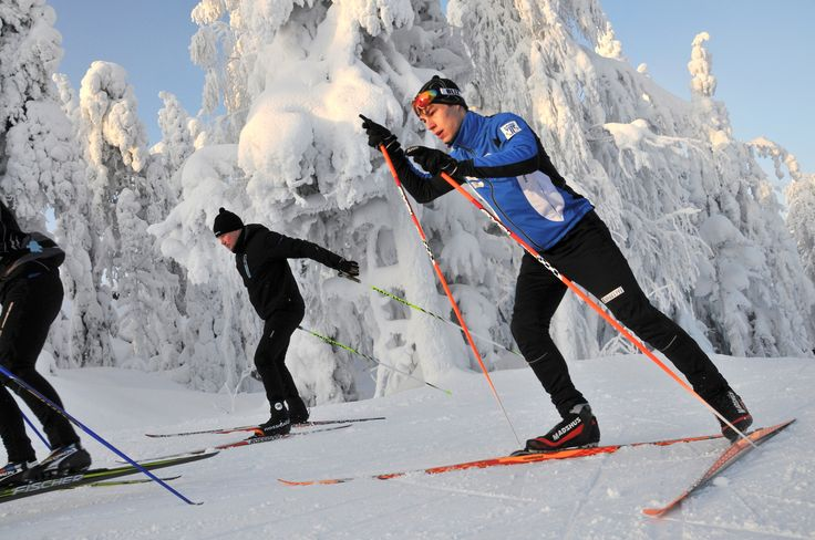 Cross-country skiing weekend, Vuokatti