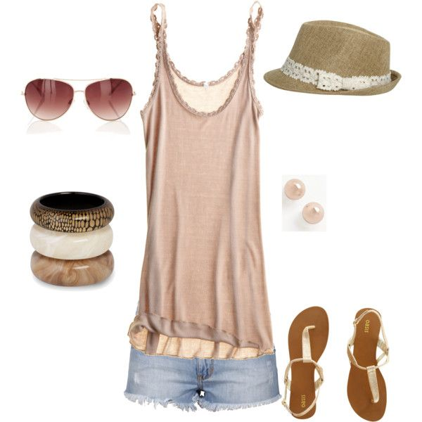 Summer outfit!: Summer Fashion, Dream Closet, Summer Style, Spring Summer, Casual, Cute Summer Outfits, Summer Clothes, Has