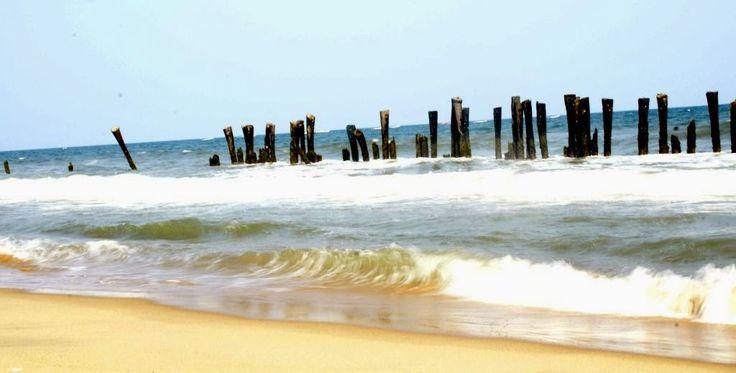 PGK's Blog: Auroville: Beach, Gardens & Matri Mandir